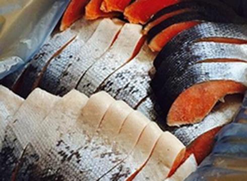 【チリ産】銀鮭切身 センターカット 甘口 60g